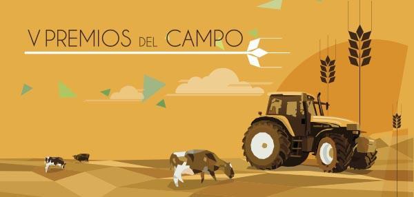 Apúntate aquí y acompáñanos en la entrega de los V Premios del Campo de El Norte de Castilla