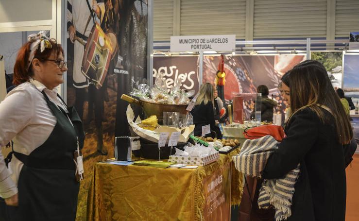 Segunda jornada de la Feria Internacional del Turismo Interior (Intur), en Valladolid