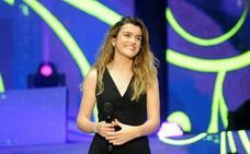 Amaia, la ganadora de 'OT 2017', estrena hoy dos colaboraciones