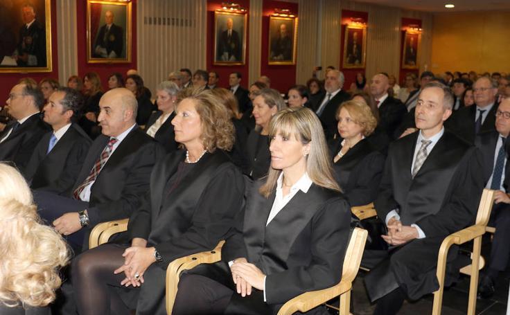 El Colegio de Abogados de Valladolid premia a José María Tejerina