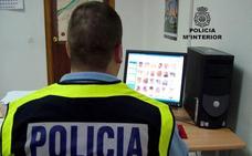 Detenido un hombre en Albacete por intercambiar fotos íntimas con una niña