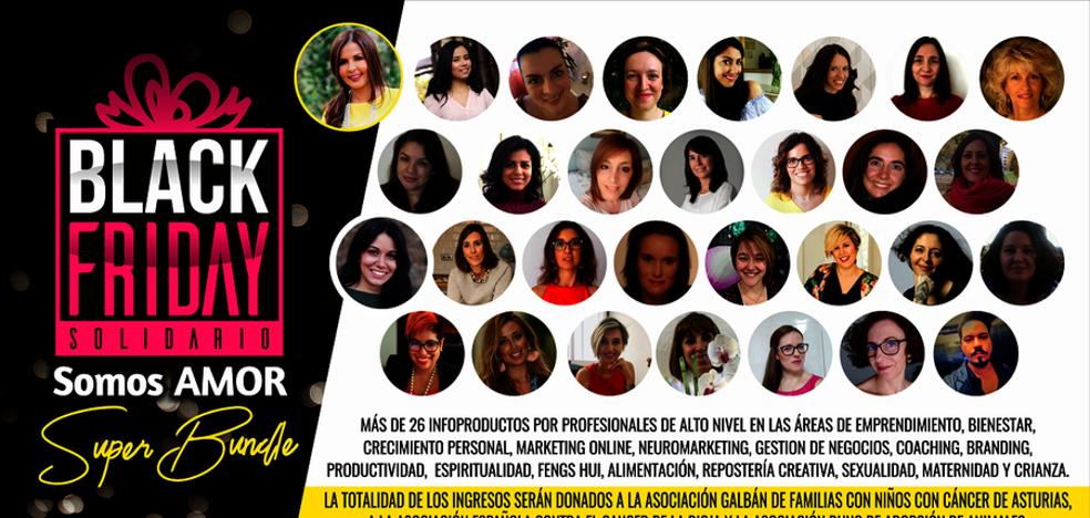 'Somos Amor', el Black Friday más solidario