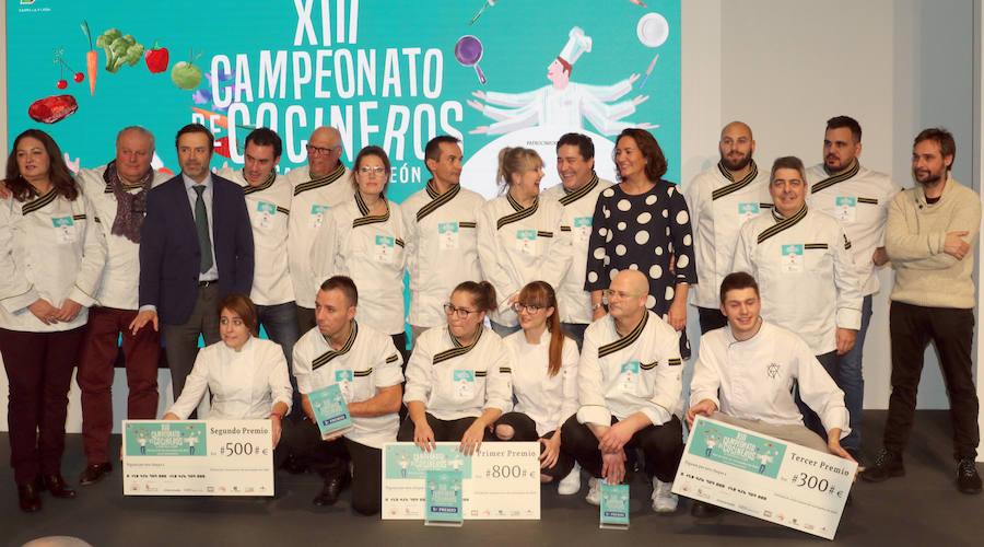 XIII Campeonato de Cocineros de Castilla y León