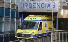 Heridos dos motoristas en sendos accidentes simultáneos en Salamanca
