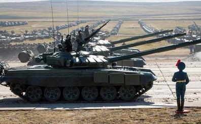 Europa del Este se rearma por el miedo a Rusia y el compromiso con la OTAN