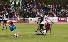 Unionistas y Salamanca CF firman tablas en un derbi físico y con poco fútbol (1-1)