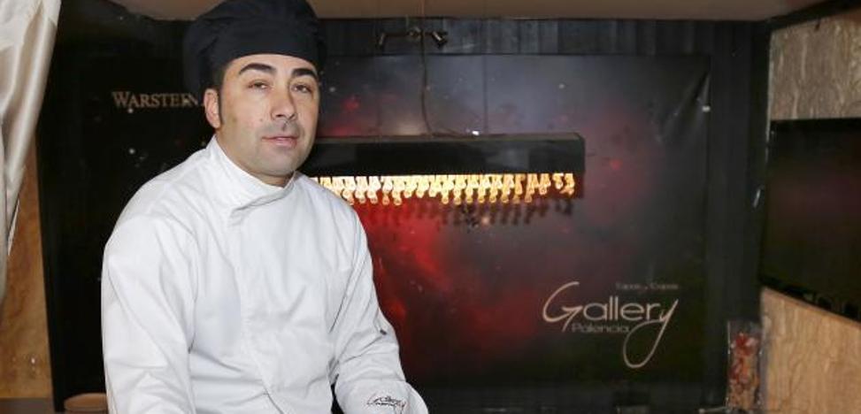 Roberto Espeso: «Me han formado como cocinero, pero también como persona»