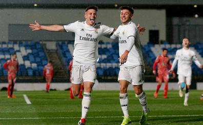 Gran trabajo sin premio para el Guijuelo ante el Real Madrid Castilla (1-0)