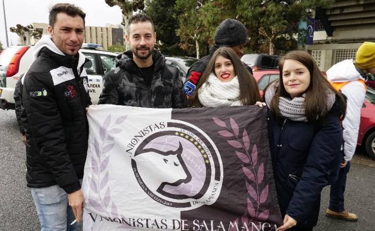 Derbi: Unionistas y Salamanca CF se miden en Las Pistas ante casi 4.000 aficionados (4/4)