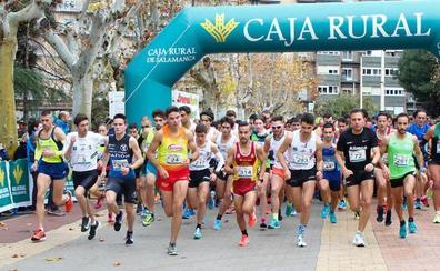 Diego Jiménez y Pilar García conquistan la sexta Vuelta Pedestre a Salamanca