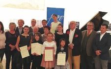 Estos son los ganadores del Premio Infantil de Piano Santa Cecilia