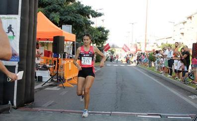 Gema Martín, quinta mejor española en el Cross de Alcobendas