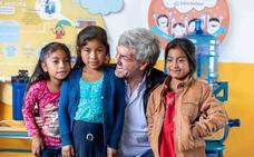 La Fundación Emilio Moro ayuda a garantizar agua potable en escuelas mexicanas