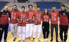 Dos judokas del Doryoku logran su pase para el Nacional de Cáceres
