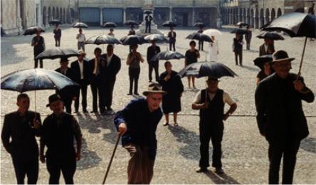 Bertolucci, un cineasta con Espiga de Oro y atención preferente en la Cátedra de Cine de la UVA