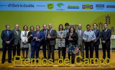 Recompensa al talento en los V Premios del Campo