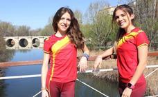Las palentinas Marta García y Carla Gallardo, al Europeo de Campo a Través