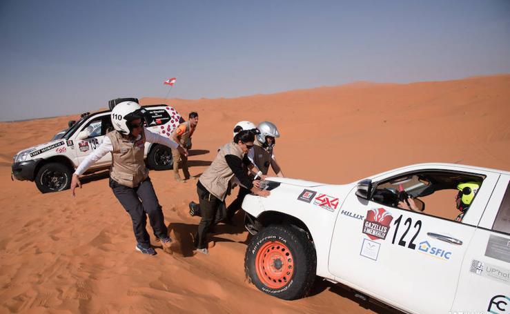 La aventura del palentino Luis Gatón por Marruecos