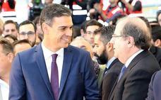 Herrera se reúne este martes por novena vez con un presidente del Gobierno en 17 años de mandato