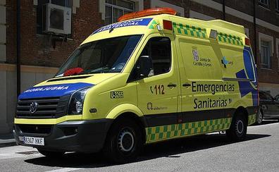 Herida una mujer de 65 años al ser atropellada por un turismo en el barrio vallisoletano de Covaresa