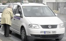 El precio del taxi subirá de media el 1,2% en 2019 con un cobro mínimo de 3,5 euros