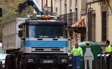 El nuevo contrato de basuras garantiza la continuidad de los 110 empleados