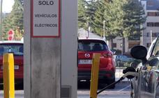 Segovia está a la cola en la implantación del coche eléctrico, con 16 matriculados