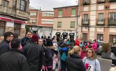 250 andarines en la Marcha en Familia a beneficio de las AMPAS de Íscar