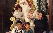 Georgina Rodríguez adorna su casa en Turín para la Navidad