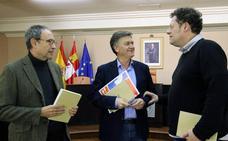 la Diputación recoge en un libro los diplomas producidos por la Cancillería Regia castellana