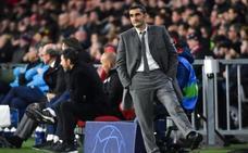 Valverde: «El partido ha sido demasiado abierto»