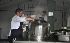 Gran papel de los cocineros de la unidad de Valladolid en el 'Army chef' del Ejército de Tierra