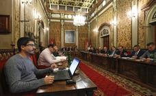 El consenso entre partidos permite aprobar las mociones en la Diputación