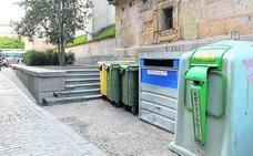 Cuarenta contenedores desaparecerán de las calles con el nuevo servicio de basuras