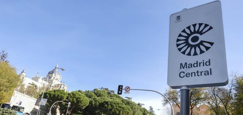 Guía para visitar Madrid en coche sin que te multen