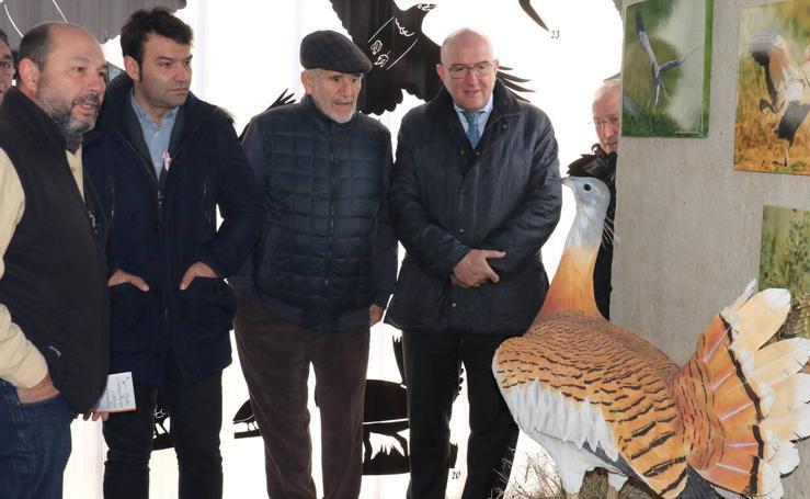 Inauguración del Centro de Interpretación de la Naturaleza de Villalar de los Comuneros
