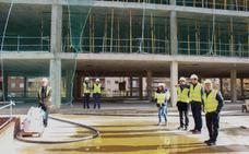 Los primeros inquilinos del centro Victoria Adrados podrían entrar a finales de 2019