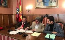 Ciudad Roddrigo y Cámara renuevan su compromiso con el Vivero