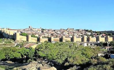 230 sensores vigilan el patrimonio de Ávila
