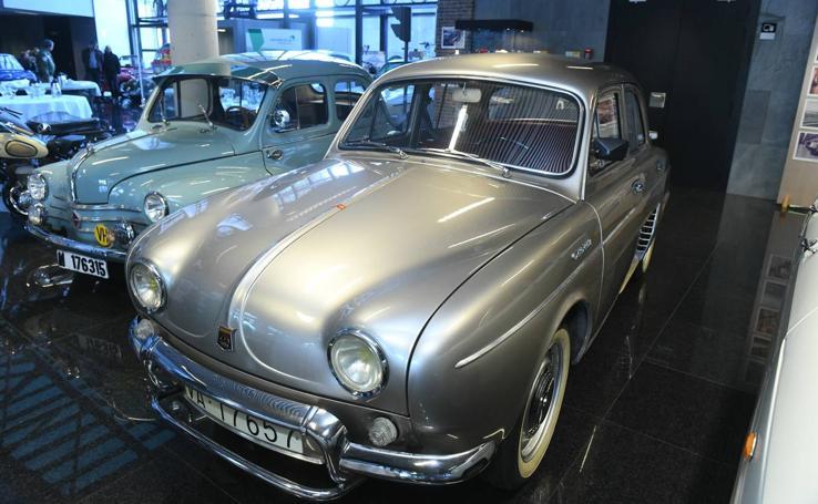 Exposición de Vehículos Históricos 'Renault: el motor de una región'