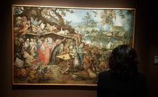 El diablo y el mundo onírico de los Brueghel toman el Museo Nacional de Escultura de Valladolid