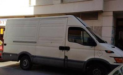 Denunciados en una semana 20 conductores de furgonetas en Valladolid