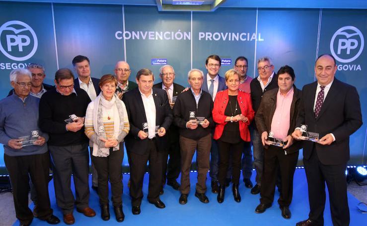 Convención Provincial del Partido Popular de Segovia