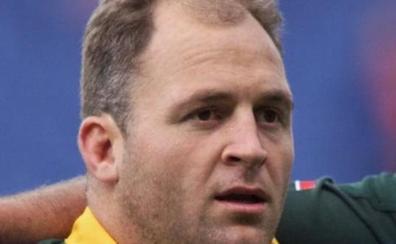 Un exjugador de los míticos Springboks, en estado crítico tras ser disparado