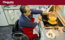 Un mate inclusivo en la cocina