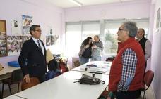 El Ayuntamiento de Palencia invierte de media 350.000 euros al año en los centros educativos