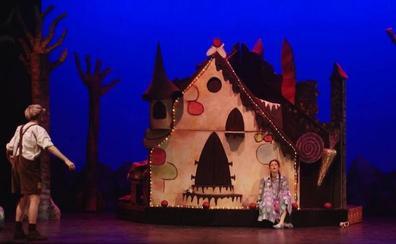 El Teatro Principal de Palencia acoge el domingo la representación de Hansel y Gretel