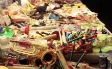 La Parrilla celebra este domingo un mercadillo navideño solidario