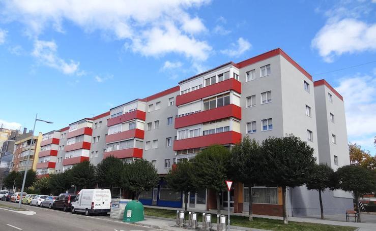 Rehabilitación de los bloques de viviendas del poblado de Fasa