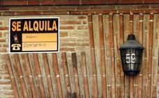 Valladolid queda al margen de la burbuja del alquiler, con precios aún inferiores a 2007